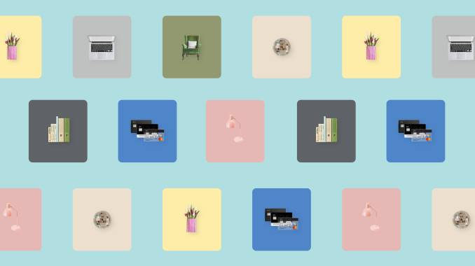 N26 Spaces icons.
