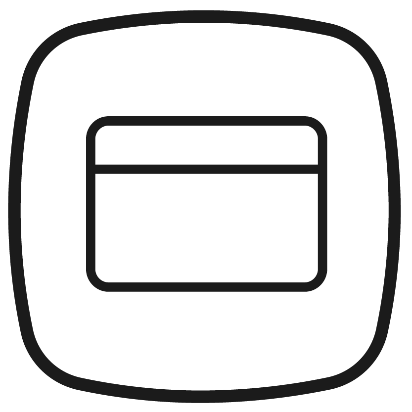 Desktop Version - Icon  - N26 Bank Account.