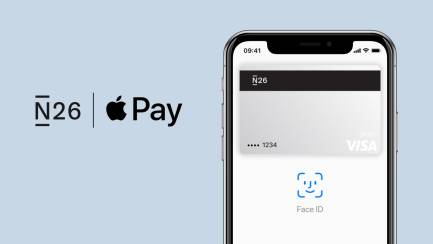 Apple Pay for N26 is available now.