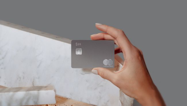 N26 Metal Card Intro.
