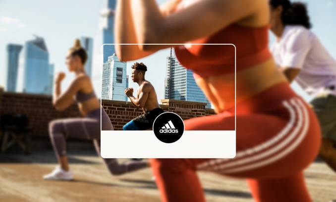 N26 x adidas—whatever your goal, we'll keep you on trac.