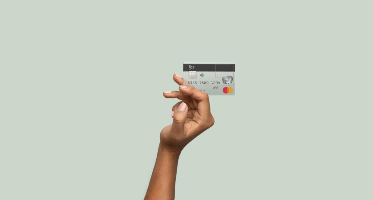 Bank Account — N26 Germany