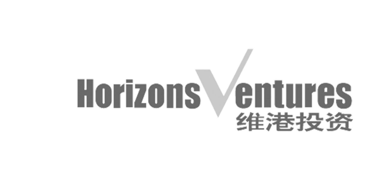 Logo of Horizons Ventures.