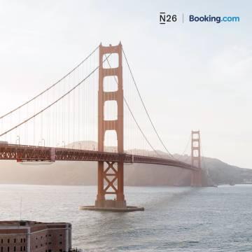 N26 e Booking.com: fino al 10% di cashback — N26 Italia