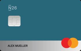 Bank Account — N26 Europe