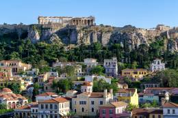 picture of Acropolis of Athens.