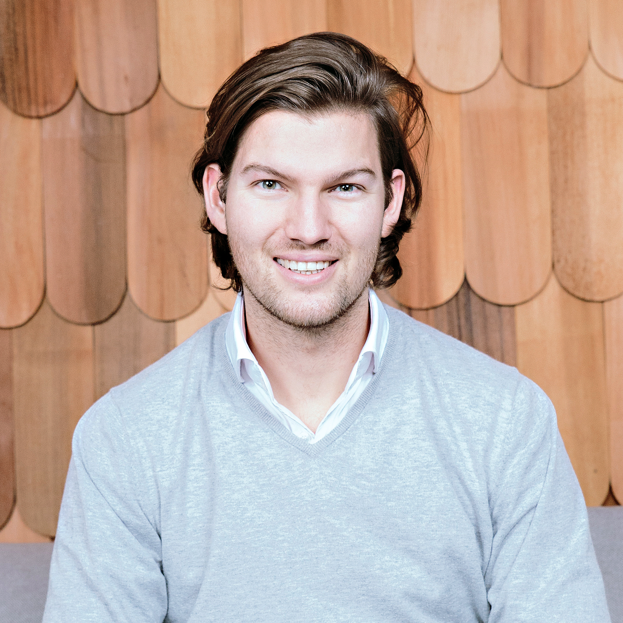 N26 Press Image of our Founder Valentin Stalf