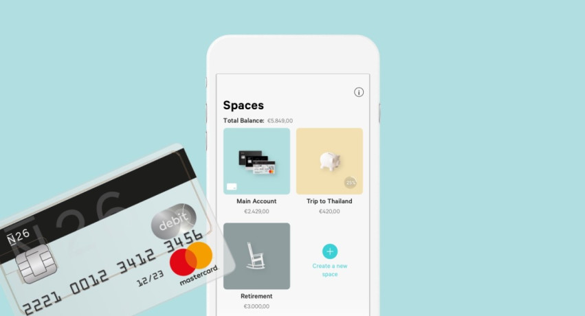 How to use N26 Spaces