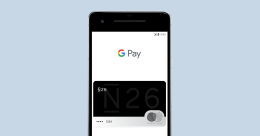 Google Pay in France.