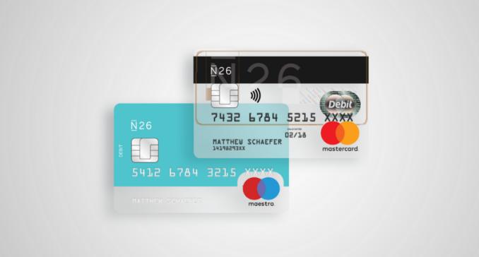 Deine N6 Mastercard – weltweit akzeptiert — N6