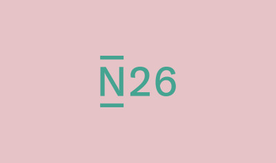 Rebranding N26, new logo and new colors.