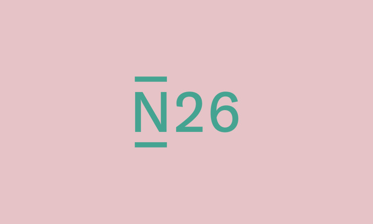 Rebranding N26, new logo and new colors