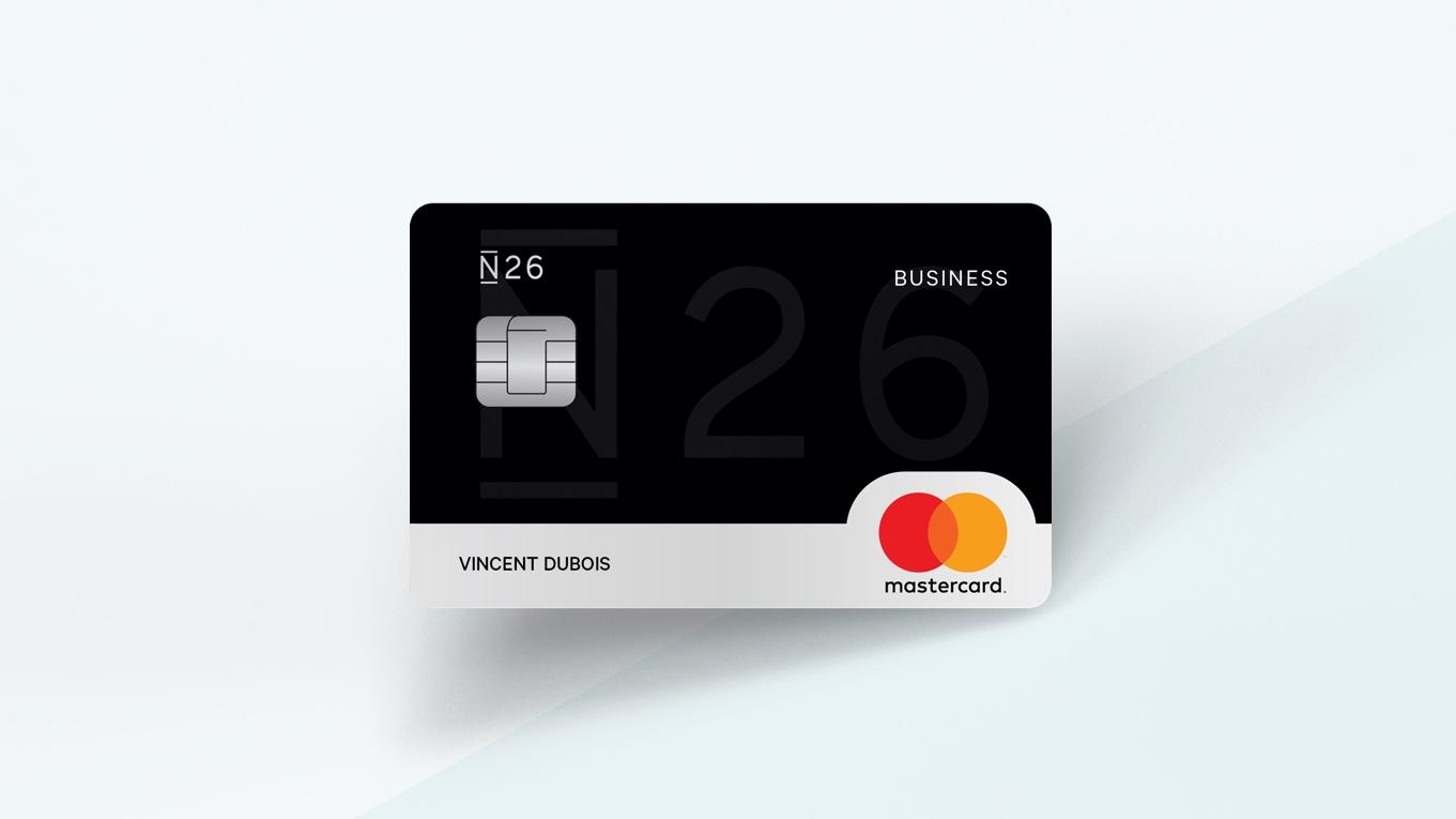 N26 Business Black — N26 France