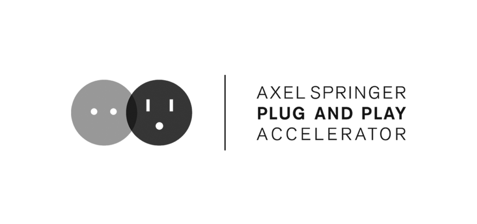 Logo of Plug And Play Accelerator.