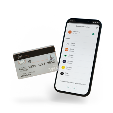 Exclusive discounts on subscriptions when you pay with your N26 debit card.
