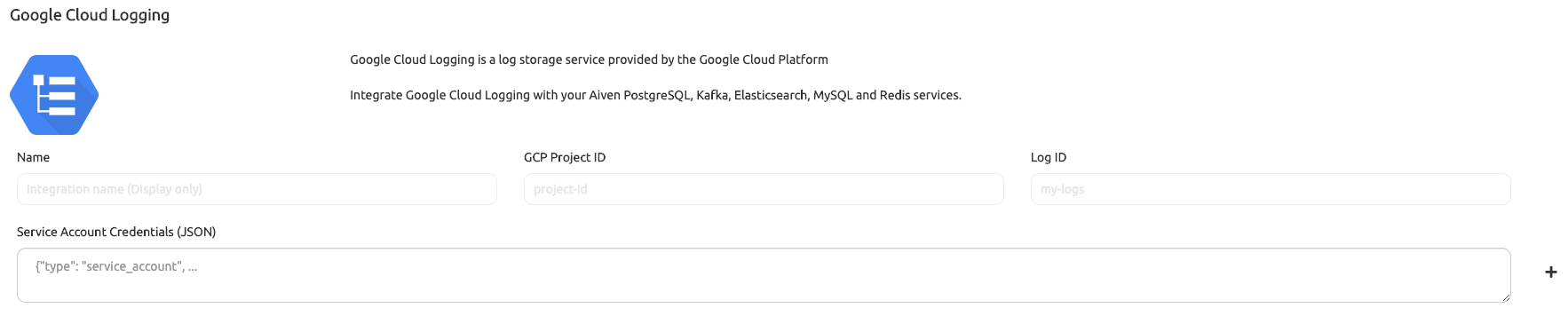 google cloud logging access rights fixed