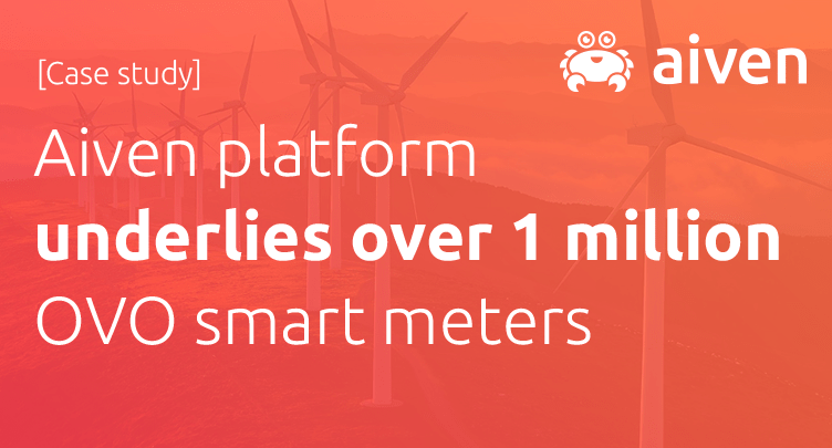 A data architecture for over 1 million OVO smart meters [Case Study] hero image