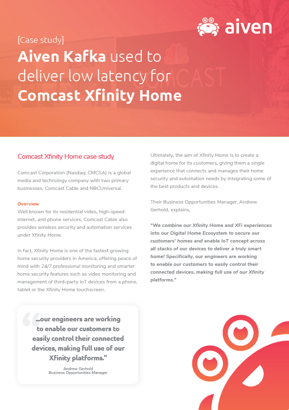 comcast case study