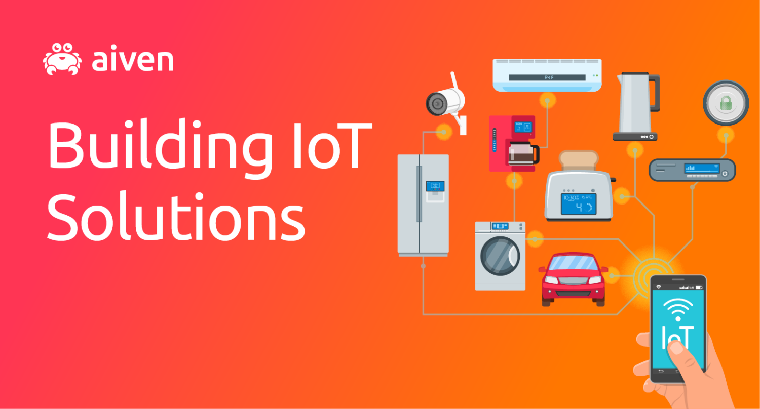 3 considerations for building an enterprise IoT solution