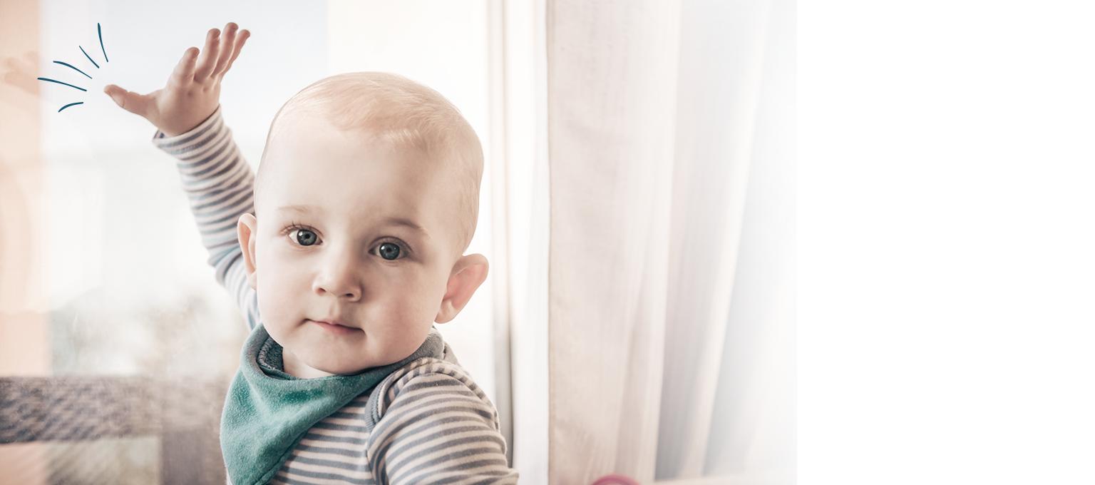 4 tips om je kleintje(s) voor te bereiden op veranderingen na de quarantaine.