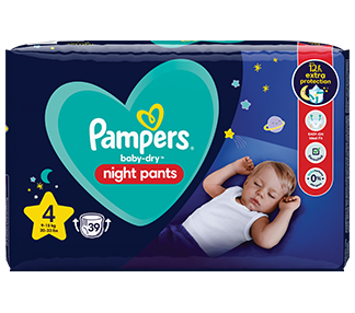 Pampers baby-dry Night Pants