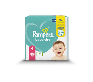 Pampers Baby-Dry™