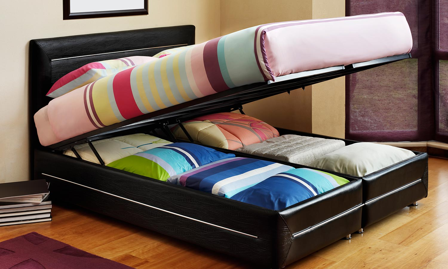 20 ottoman bed