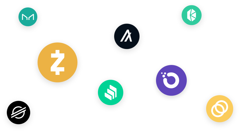 Discover how specific cryptocurrencies work — and get a bit of each crypto to try out for yourself.