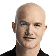 Photo of Coinbase Co-Founder & Chief Executive Officer Brian Armstrong