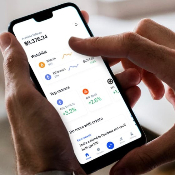 About - Coinbase