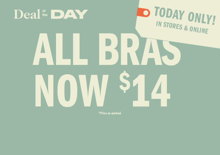 8e90cde679d Deal of the Day   14 Bras