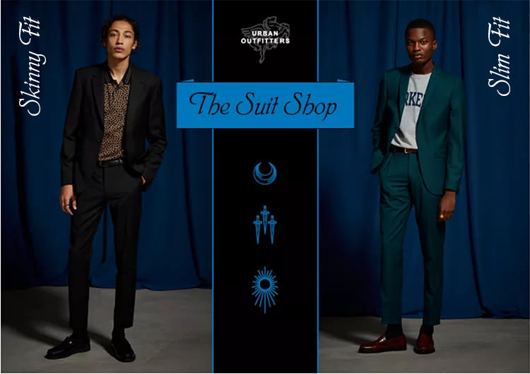 green men s suits blazers dress pants more urban outfitters