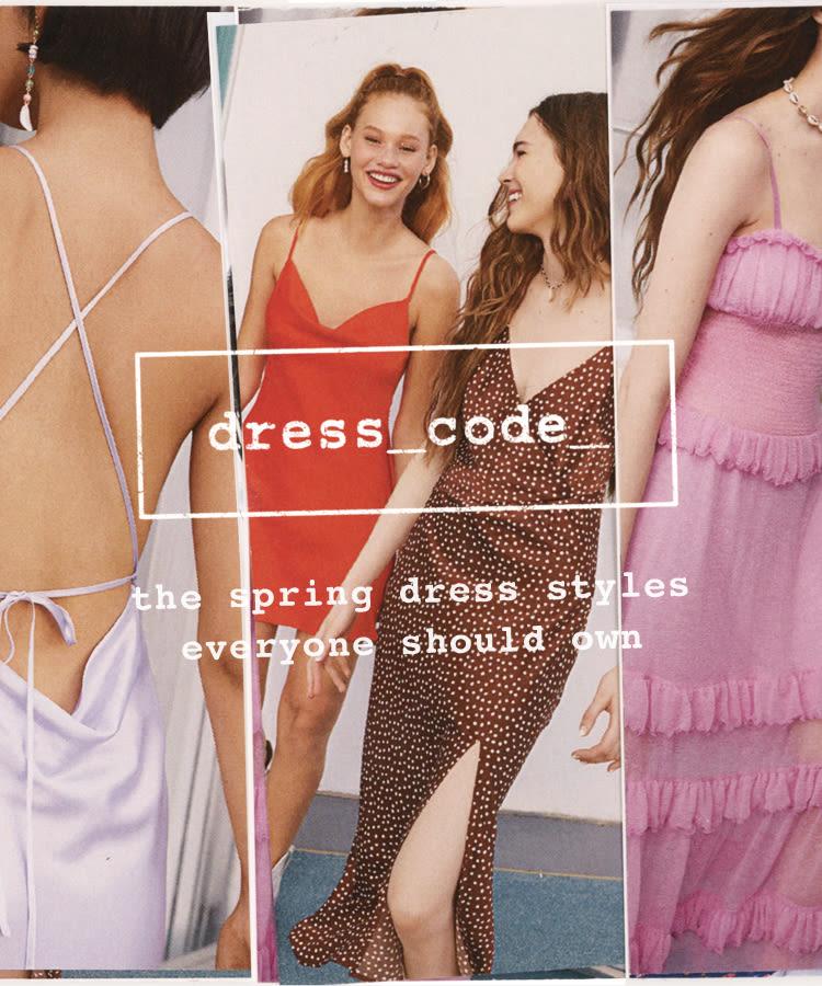 2085ccfa61 Spring Dress Code