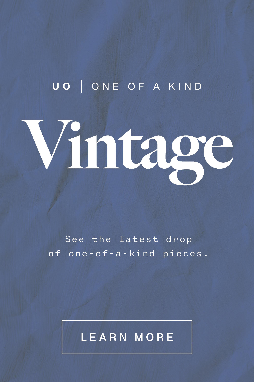 Vintage Men's Clothing: T Shirts, Pants, + More | Urban