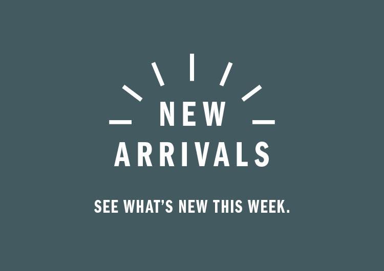 8a3e4da95c6 New Arrivals