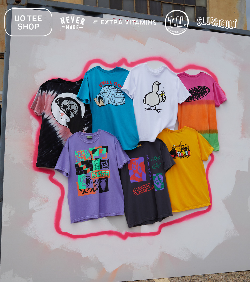 4ed4fc1687 Shop Graphic Tees