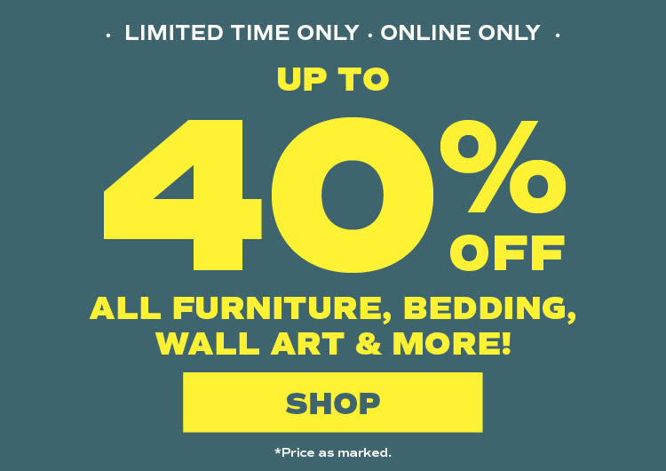 fea04395557 Up to 40% Off Home Decor