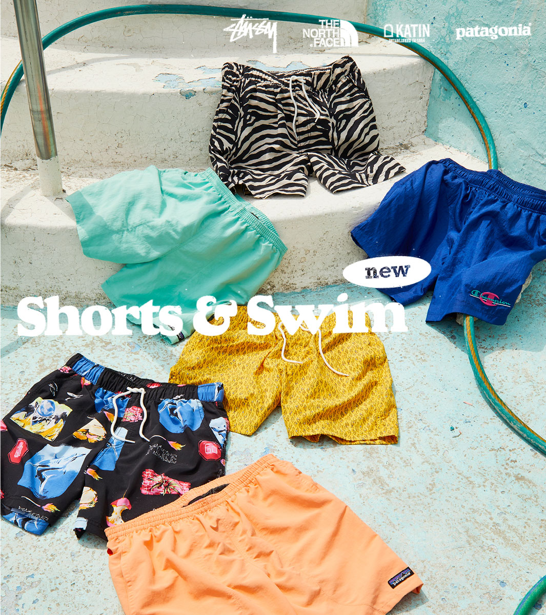 70270a6056 Shop Shorts + Swim