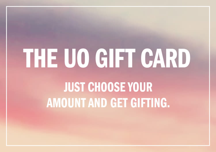 Gift cards urban outfitters gift cards negle Images