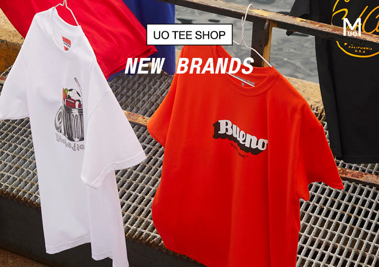cf5b5880445 Tee Gallery  New Brands