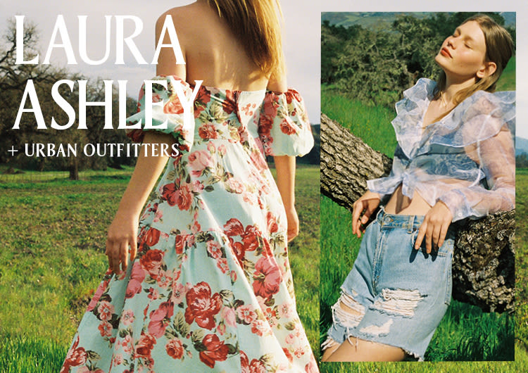 8400f453dd Laura Ashley + Urban Outfitters