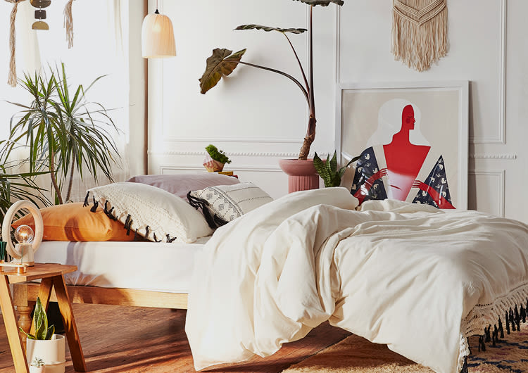 Boho Bedroom Decor Bohemian Bedding More Urban Outfitters