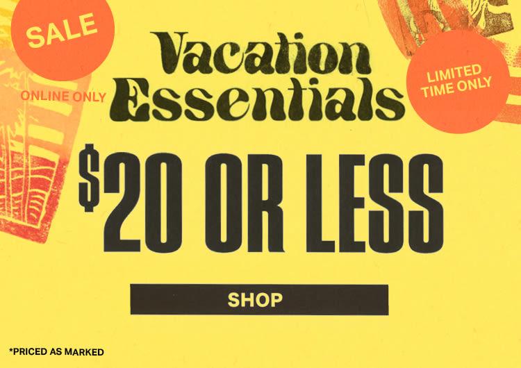591976113929 Vacation Essentials