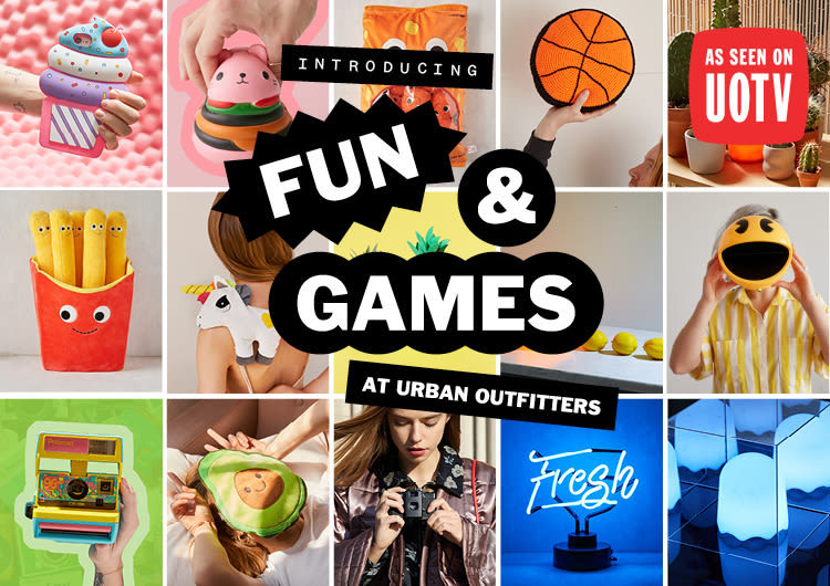 Shop Fun + Games