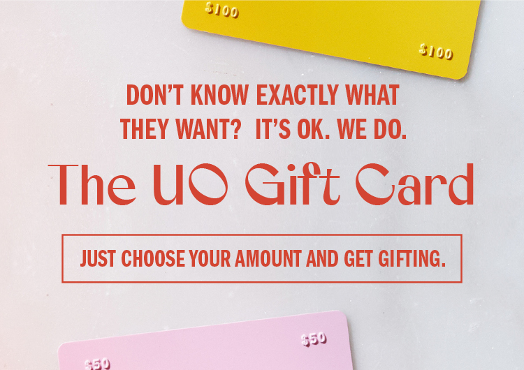 Gift Cards | Urban Outfitters
