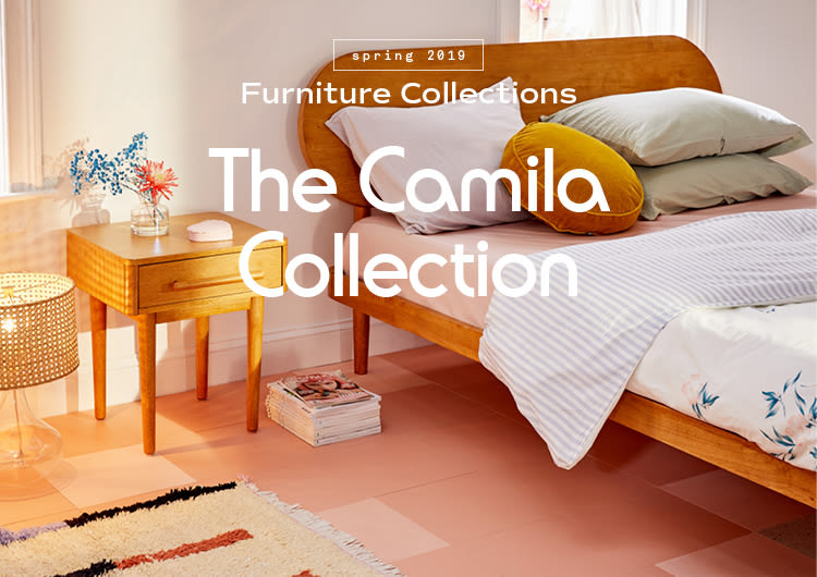 ab241e22ce7fe The Camila Collection