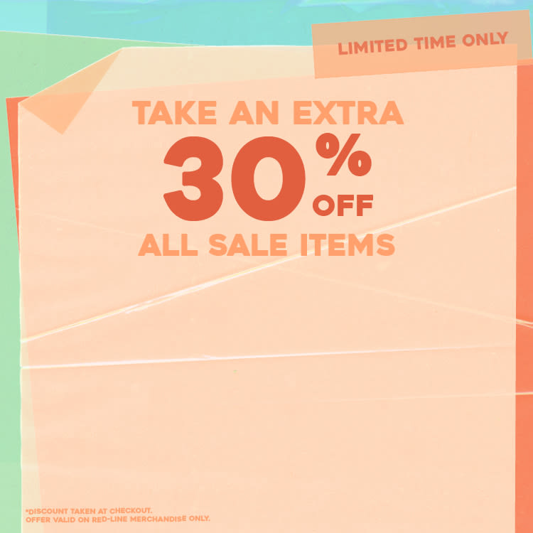88e4cd13d03 Take an Extra 30% Off Sale Items