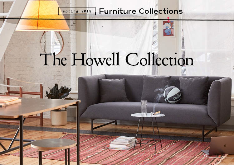 Spring 2019 Furniture Collections The Howell Collection 845d3ec13ada5