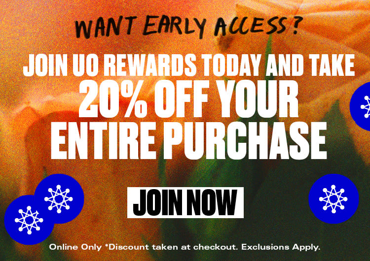 Early Access For UO Rewards Members
