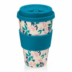 JavaCup Reusable Bamboo Coffee Cup